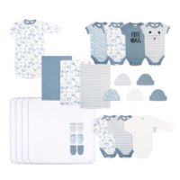 The Peanut Shell® 23-Piece Layette Set in Blue
