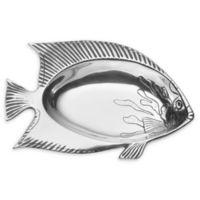 Wilton Armetale® SeaLife Fish Serving Bowl