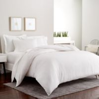 Staywell Hygro®Cotton 400-Thread Count Full/Queen Duvet Cover Set in White