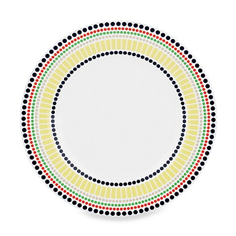 kate spade new york Hopscotch Drive™ Accent Plate  sc 1 st  Bed Bath u0026 Beyond & kate spade new york Hopscotch Drive™ Accent Plate - Bed Bath u0026 Beyond