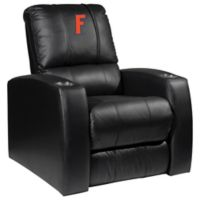 University of Florida Relax Recliner with Block F Logo