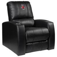 North Carolina State University Relax Recliner with Wolf Logo