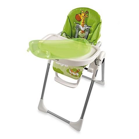 Peg perego prima pappa zero 3 high chair in giraffa verde - Chaise prima pappa peg perego ...