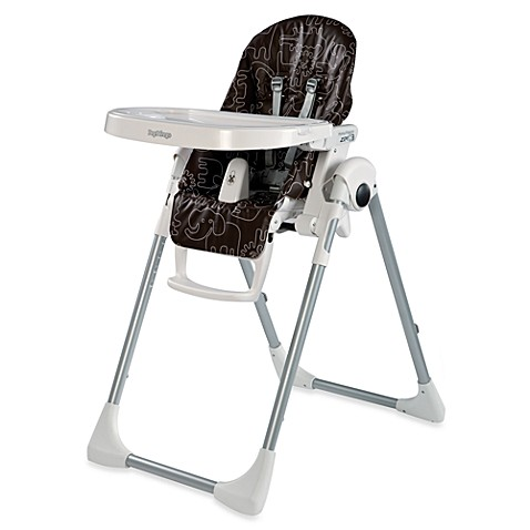 Peg Perego Prima Pappa Zero 3 High Chair in Savana Cacao