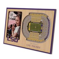 LSU 5-Layer StadiumViews 3D Wall Picture Frame