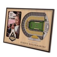 Purdue University 5-Layer StadiumViews 3D Wall Picture Frame