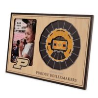 Purdue University Basketball 5-Layer StadiumViews 3D Wall Picture Frame