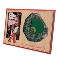 MLB Arizona Diamondbacks 5-Layer StadiumViews 3D Wall Picture Frame