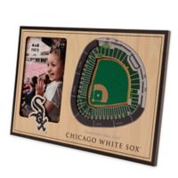 MLB Chicago White Sox 5-Layer StadiumViews 3D Wall Picture Frame