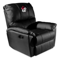 University of Georgia Rocker Recliner with Pinstripe Bulldog Head Rocket Recliner