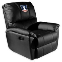 University of Illinois Rocker Recliner