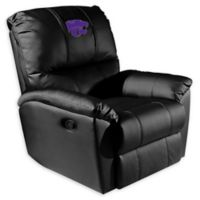 Kansas State University Rocker Recliner
