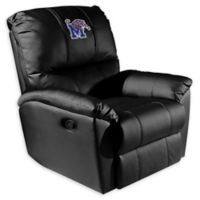 University of Memphis Rocker Recliner