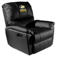 Michigan Technological University Rocker Recliner with Overlap Logo