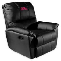 University of Mississippi Rocker Recliner