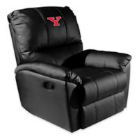 Youngstown State University Rocker Recliner with Alternate Logo
