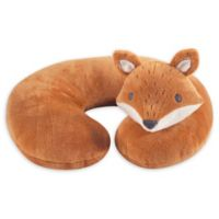 Hudson Baby® Modern Fox Head/Neck Support Pillow in Orange