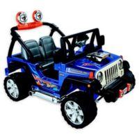 Fisher-Price® Power Wheels® Hot Wheels™ Jeep Wrangler