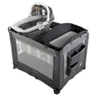 Ingenuity™ DreamComfort™ Connolly Smart and Simple Playard in Black