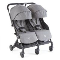 Contours® Bitsy Doubler Stroller in Granite