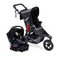 BOB® Strollers Revolution® Flex 3.0 Travel System in Graphite/Black