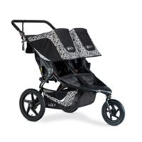 BOB® Revolution® FLEX 3.0 Duallie® Jogging Stroller in Lunar Black