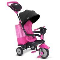 smarTrike® 4-in-1 Swing DLX Trike in Pink