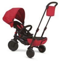 smarTrike® smarTfold 700 8-in-1 Trike in Red