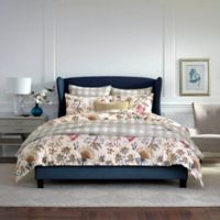 Bridge Street Alexandra King Duvet Cover Set in Natural