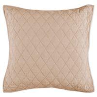 Bridge Street Skylar European Pillow Sham in Dusty Clay