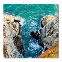 Oliver Gal™ From Above II 43-Inch x 43-Inch Canvas Wall Art