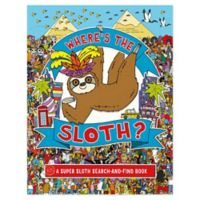 """""""Where's the Sloth"""" by Andy Rowland"""