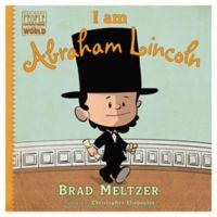 "Penguin Random House ""I Am Abraham Lincoln"" by Brad Meltzer"