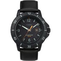 Timex® Expedition Gallatin Men's 44mm TW4B14700 Solar Watch in Black