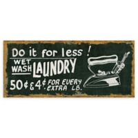 Bungalow Flooring Vintage Laundry 25-Inch x 60-Inch Floor Runner