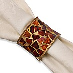 Tuscan Tiles Napkin Ring