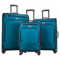 American Tourister® Pop Max 3-Piece Spinner Luggage Set in Teal
