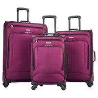 American Tourister® Pop Max 3-Piece Spinner Luggage Set in Berry