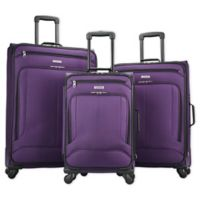 American Tourister® Pop Max 3-Piece Spinner Luggage Set in Purple