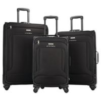 American Tourister® Pop Max 3-Piece Spinner Luggage Set in Black