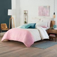 Endless Mae® Ivy Reversible Full/Queen Comforter Set in Pink