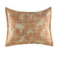 Tommy Bahama® Batik Pineapple King Pillow Sham in Sienna