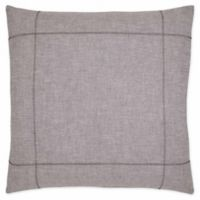 ED Ellen DeGeneres Dream Square Throw Pillow in Grey