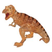 BePuzzled Brown T-Rex 49-Piece 3D Crystal Puzzle