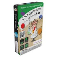 The Purple Cow Crazy Scientist Lab Color Laboratory Science Kit