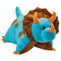 Pillow Pets® Jumboz Dinosaur Pillow Pet in Blue