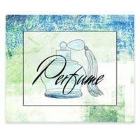 Astra Art Fragrant Celeste 16-Inch x 20-Inch Canvas Wall Art