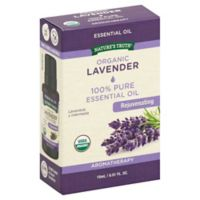 Nature's Truth® 15 mL Organic Aromatherapy Essential Oil in Lavender