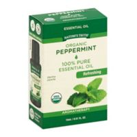 Nature's Truth® .51 fl oz. Organic Aromatherapy Essential Oil in Peppermint