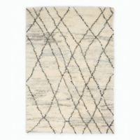 Calvin Klein® San Antonio Crisscross 8' x 10' Area Rug in Ivory/Multi